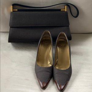 Authentic Charles Journal Paris shoe handbag set 6